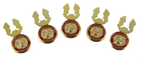 4031875 USMC Button Covers United States Marine Corp Marines