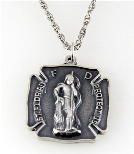 St Florian Necklace: This Page Does Not Exist