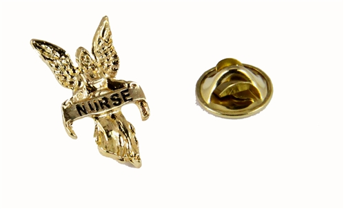 6030178 Nurse Lapel Pin RN LPN Tie Tack Brooch Collar Nursing School Graduate Graduation