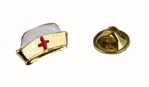 6030182 Nurse Lapel Pin RN LPN Tie Tack Brooch Collar Nursing School Graduate Graduation