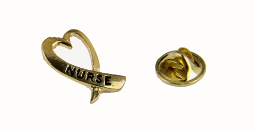 6030185 Nurse Lapel Pin RN LPN Tie Tack Brooch Collar Nursing School Graduate Graduation