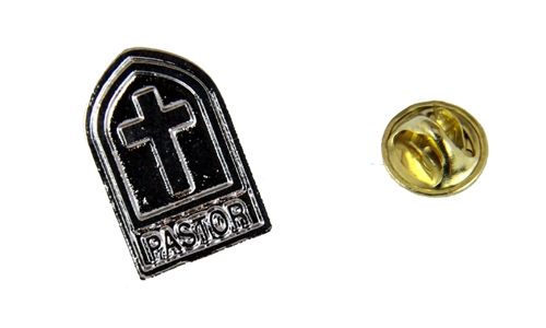 Ministry Pins & Brooches - The Quiet Witness