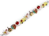 4030024 Teacher Appreciation Bracelet Year End School Gift Present Recognition
