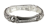 4030337 Serenity Prayer Spoon Style Stretch Bracelet
