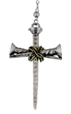 4030367 Nail Cross Necklace Crucifix Old Rugged Cross Calgary Resurrection