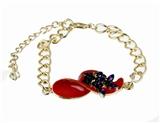 4030483 Red Hat Society Club Redhat Bracelet