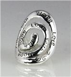 4030559 Faith Hope Love Christian Stretch Ring Religious