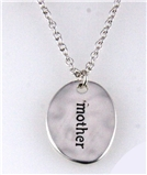 "4030868 Mother Pendant Necklace with 16"" Chain & Extender Mother's Day Gift M..."