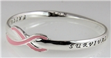 4031150 Pink Ribbon Cancer Awareness Susan Komen Gift Prayer Blessing Twisted...