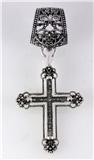 4031202 Christian Cross Scarf Ring Religious Jesus Fashion Bible Scripture