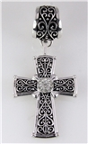 4031203 Christian Cross Scarf Ring Religious Jesus Fashion Bible Scripture