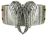 4031344 Angels Wings Stunning Stretch Bracelet Christian Believe Angel On My ...