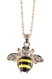4031627 Bumble Bee Necklace Honey Bee Hive Mary Director Consultant Kay