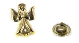 6030080 Guardian Angel Lapel Pin Tack Collar Hat Pin Brooch Cherub Protector