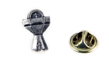 6030086 Religious Chalice Communion Cup Christian Lapel Pin Church Servant Le...