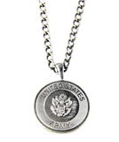 6030147 US United States Army Necklace Medallion Armed Services Army of One 1...