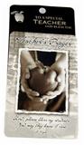 6030155 Teacher Appreciation Gift Prayer Lapel Pin and Bookmark Prayer Card Apple Christian School Year End