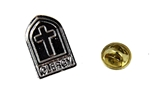 6030212 Clergy Lapel Pin Tie Tack Brooch Church Cross Christian Reverend Minister