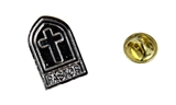 6030213 Pastor Lapel Pin Tie Tack Brooch Church Cross Christian Minister Clergy