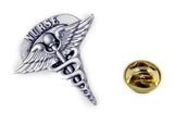 6030356 Nurse Lapel Pin RN LPN Tie Tack Brooch Collar