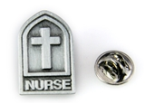 6030357 Nurse Lapel Pin RN LPN Tie Tack Brooch Collar Male or Female