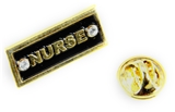 6030358 Nurse Lapel Pin RN LPN Tie Tack Brooch Collar Male or Female