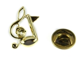 6030380 Music Note Lapel Pin Music Minister Volunteer Church Choir Lay Minist...