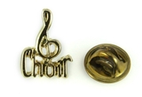 6030382 Music Note Lapel Pin Music Minister Volunteer Church Choir Lay Minist...