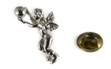 6030466 Sports Guardian Angel Lapel Pin Protect Your Child