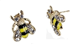 6030531 Bumble Bee Earrings Honey Bee Hive Mary Director Consultant Kay