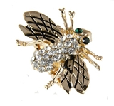 6030533 Bumble Bee Stretch Ring Mary Director Insect Jewelry Kay