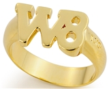 SH058BNNB W8ing Purity Promise Abstinence Ring